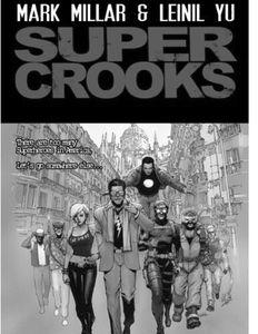 [Supercrooks (Titan Edition - Hardcover) (Product Image)]