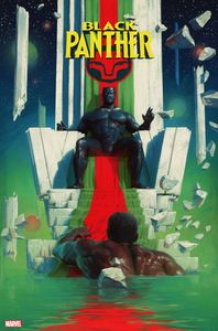 [Black Panther #25 (Spratt Variant) (Product Image)]