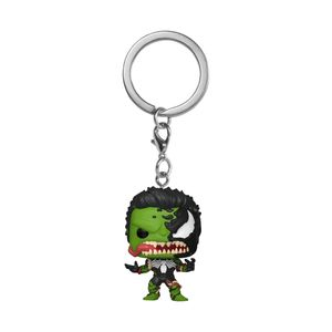 [Venom: Pocket Pop! Vinyl Keychain: Venomized Hulk (Product Image)]