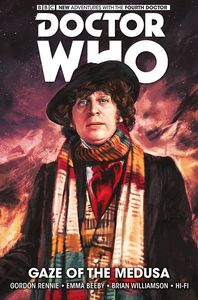 [Doctor Who: 4th Doctor: Volume 1: Gaze Medusa (Hardcover) (Product Image)]
