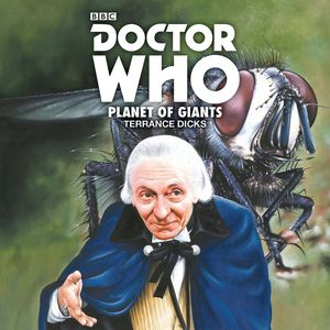 [Doctor Who: Planet Of Giants (Product Image)]