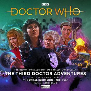 [Doctor Who: The Third Doctor Adventures: Volume 7 (Product Image)]
