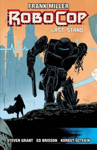 [Robocop: Volume 3: Last Stand Part 2 (Product Image)]