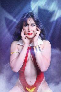 [Vampirella #14 (Lee Cosplay Virgin Variant) (Product Image)]