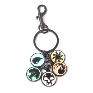 [Magic: The Gathering: Metal Keychain: Charms (Product Image)]