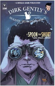 [Dirk Gently's Holistic Detective Agency: Volume 1: A Spoon Too Short (Product Image)]