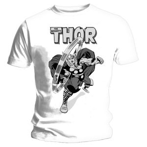 [Thor: T-Shirt: The Mighty Thor (Product Image)]