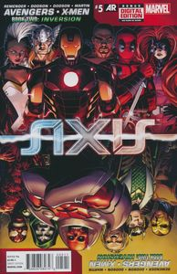 [Avengers & X-Men: Axis #5 (Product Image)]