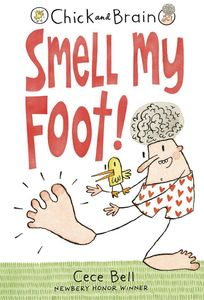 [Chick & Brain: Smell My Foot! (Hardcover) (Product Image)]
