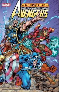 [Heroes Reborn: Avengers (New Printing) (Product Image)]