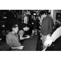 [Bristol Mitch Pileggi and Nicholas Lea Signing (Product Image)]