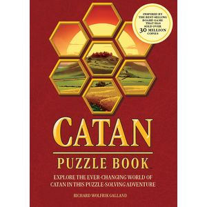 [Catan: Puzzle Book (Product Image)]