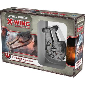 [Star Wars: X-Wing Miniatures: Expansion Pack: YT-2400 Freighter (Product Image)]