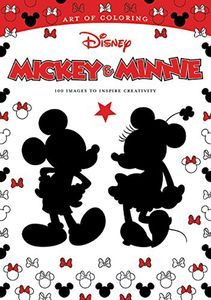 [Art Of Coloring: Mickey & Minnie (Product Image)]