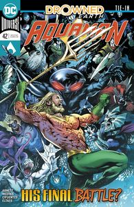 [Aquaman #42 (Drowned Earth) (Product Image)]