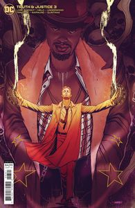 [Truth & Justice #3 (Cover B Joshua Sway Swaby Variant) (Product Image)]