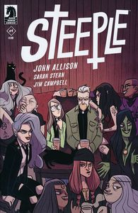 [Steeple #4 (Cover A Allison) (Product Image)]