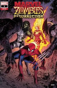 [Marvel Zombies: Resurrection #1 (Zircher Variant) (Product Image)]