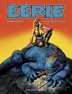[Eerie Archives: Volume 19 (Hardcover) (Product Image)]