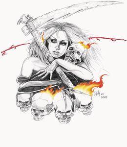 [Vampfire: Fire & Blood Bundle (Product Image)]