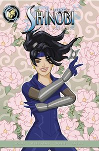 [Shinobi: Ninja Princess (Hardcover) (Product Image)]