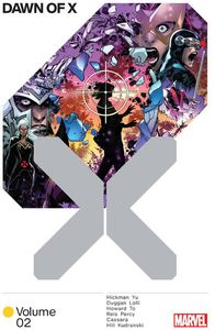 [Dawn Of X: Volume 2 (Product Image)]