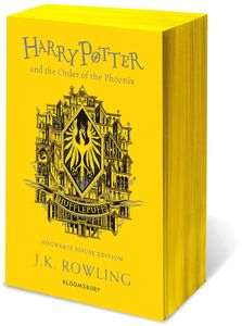[Harry Potter & The Order Of The Phoenix: Hufflepuff Edition (Product Image)]