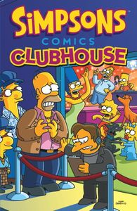 [Simpsons Comics: Clubhouse (Product Image)]