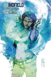 [Mindfield #2 (Sdcc 2010 Variant) (Product Image)]