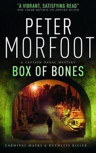 [Captain Darac: Book 3: Box Of Bones (Product Image)]