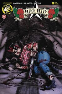 [Black Betty #2 (Cover B Battle Damaged) (Product Image)]