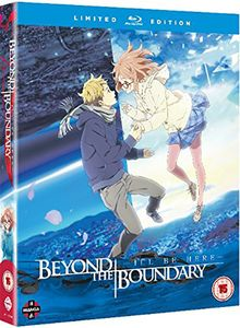 [Beyond The Boundary The Movie: I'll Be Here Past Chapter/Future Arc: Collector's Edition (Blu-Ray) (Product Image)]