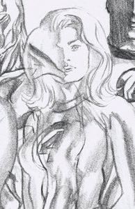 [Fantastic Four #24 (Invisible Woman Timeless Virgin Sketch Variant) (Product Image)]