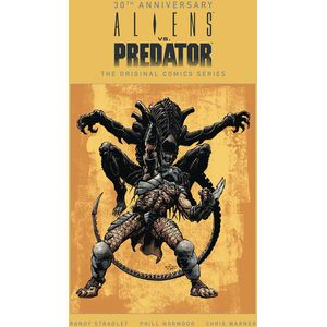 [Aliens Vs Predator: 30th Anniversary Original Comic Series (Hardcover) (Product Image)]