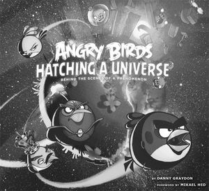 [Angry Birds: Hatching A Universe (Hardcover) (Product Image)]