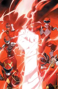 [Power Rangers Universe #1 (Cover A Mora) (Product Image)]