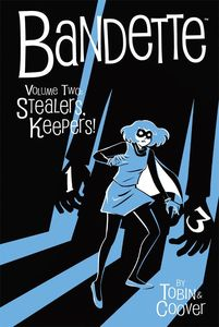 [Bandette: Volume 2: Stealers Keepers (Hardcover) (Product Image)]