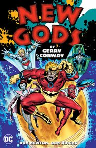 [New Gods By Gerry Conway (Hardcover) (Product Image)]