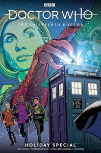 [Doctor Who: 13th Doctor: Holiday Special #1 (LCSD 2019) (Product Image)]
