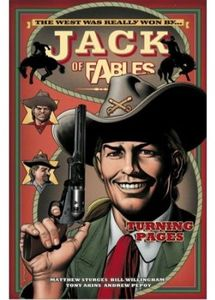 [Jack Of Fables: Volume 5: Turning Pages (Titan Edition) (Product Image)]