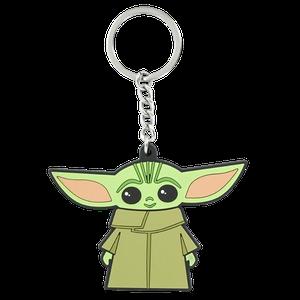 [Star Wars: The Mandalorian: Silicone Keyring: The Child (Product Image)]