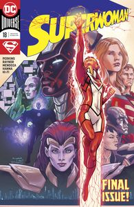 [Superwoman #18 (Product Image)]