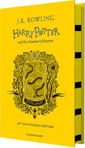 [Harry Potter And The Chamber Of Secrets: Hufflepuff Edition (Hardcover) (Product Image)]