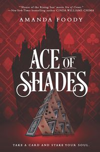 [Shadow Game: Book 1: Ace Of Shades (Hardcover) (Product Image)]