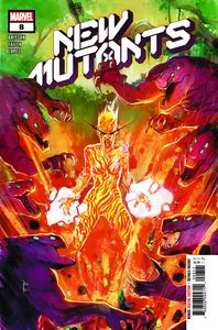 [New Mutants #8 (Product Image)]