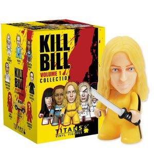 [Quentin Tarantino: TITANS: Kill Bill Volume 1: Collection Single Unit (Product Image)]