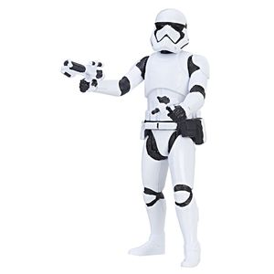 [Star Wars: The Last Jedi: Action Figure: Force Link First Order Stormtrooper (Product Image)]