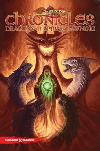 [Dragonlance Chronicles: Volume 3: Dragons Of Spring Dawning (Product Image)]