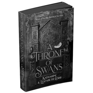 [A Throne Of Swans (Sprayed Edge Edition) (Product Image)]