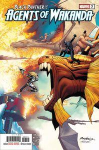 [Black Panther & Agents Of Wakanda #7 (Product Image)]